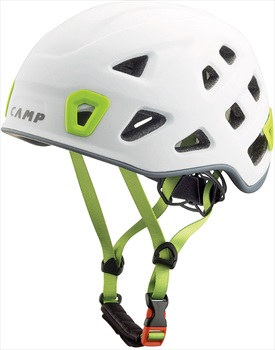 CAMP Storm Rock Climbing Helmet, 54-62cm White