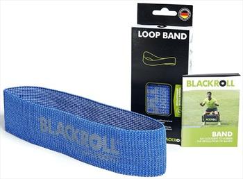 Blackroll Strong Resistance Loop Band, Blue
