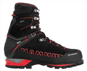 Mammut Magic Guide High GTX® Men's Hiking Boots, UK 10 Black-Inferno