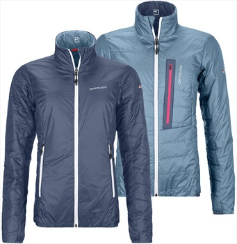 Ortovox Womens (Sw) Piz Bial Women's Insulated Jacket, Uk 10 Night Blue