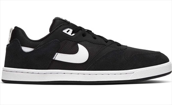 Nike SB Alley Oop Women's/Kid's Skate Shoes UK 3.5 Black/White
