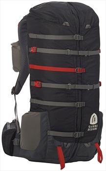 Sierra Designs Flex Capacitor 25-40L M/L Expandable Daypack, M/L Peat