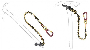 Grivel Easy Slider 2.0 Ice Axe Hand Rest and Leash, One Size