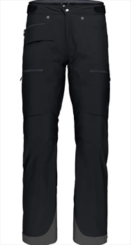 Norrona Lyngen Gore-Tex Pro Ski/Snowboard Pants, S Caviar Black