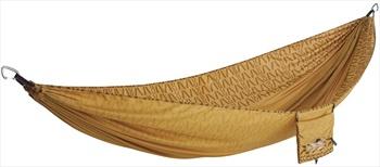 ThermaRest Slacker Hammock Lightweight & Compact Hammock Single Gold
