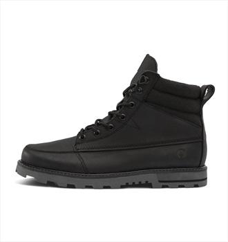 Volcom Adult Unisex Sub Zero Men's Winter Boots, UK 10 Black Out
