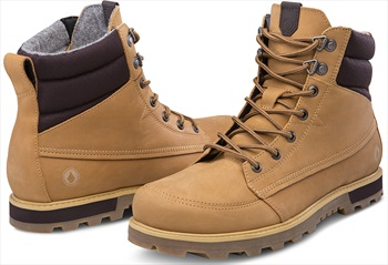 Volcom Sub Zero Men's Winter Boots, UK 9.5 Wheat