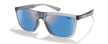 Zeal Boone Horizon Blue Sunglasses, Matte Smoke