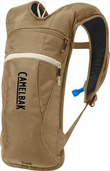 Camelbak Zoid Snowboard/Ski Hydration Pack, 2L Kelp/Almond Milk