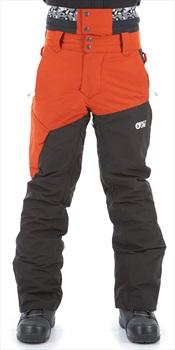 Picture Panel Ski/Snowboard Pants, L Brick 2020