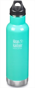 Klean Kanteen Insulated Classic Water Bottle, 592ml Sea Crest