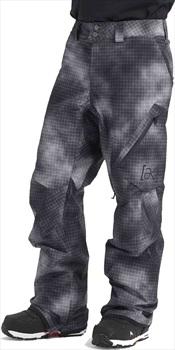 Burton [ak] 2L Cyclic Gore-Tex Ski/Snowboard Pants, M Cloud Ripstop
