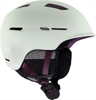 Anon Womens Auburn Women's Ski/Snowboard Helmet, M Tiger Seafoam
