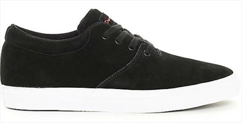Diamond Supply Co. Torey Skate Shoes 7 Black Suede
