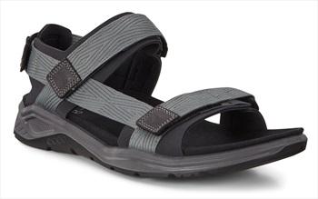 Ecco Adult Unisex X-Trinsic Sandal, UK 9.5-10 Black/Lake