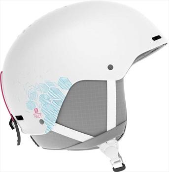 Salomon Pact Kids Snowboard/Ski Helmet, XS White