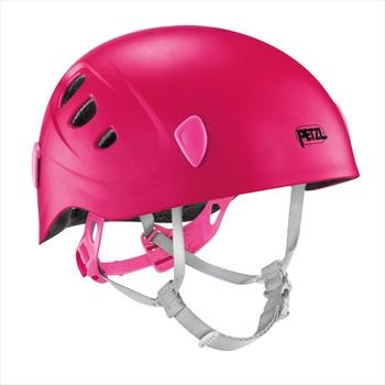 Petzl Picchu Kids Climbing & Cycling Helmet, 48-54cm Raspberry