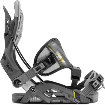 Flow Fuse Hybrid Step In Snowboard Bindings, L Spacegrey 2020