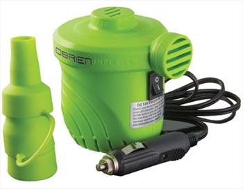 O'Brien 12V Inflator Pump, 12V / 1.09psi Green