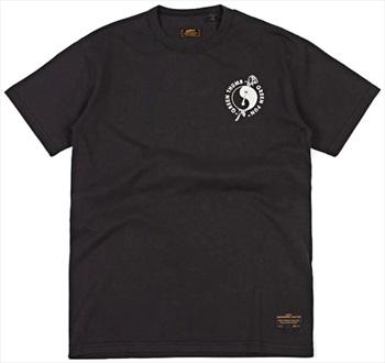 Levi's Skate Graphic Short Sleeved T-Shirt, S Jet Black Multi