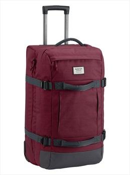 Burton Adult Unisex Roller Convoy Luggage, 90L Port Royal