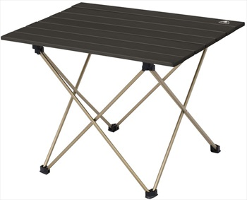 Robens Adventure Table Aluminium Hard Top Folding Camp Table, Large