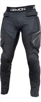 Demon X Connect D3O Ski/Snowboard Impact Pants, M Black