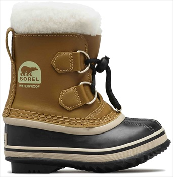 Sorel Yoot Pac TP Kid's Snow Boots, UK Child 7 Mesquite