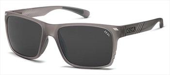 Zeal Brewer Sunglasses Granite Grey Dark Grey