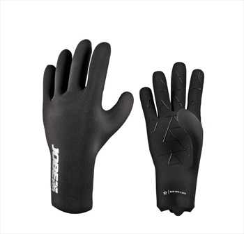 Jobe Neoprene Wetsuit Gloves, 2XLarge Black