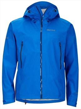 Marmot Exum Ridge Jacket Gore-Tex Waterproof Jacket, S, True Blue