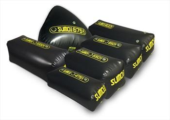 Straight Line Sumo Max Ballast Bag, 850 Black 2020