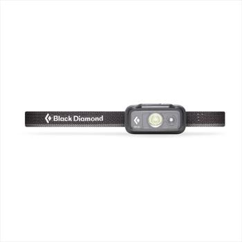 Black Diamond SpotLite 160 LED Headlamp, 160 Lumens Graphite