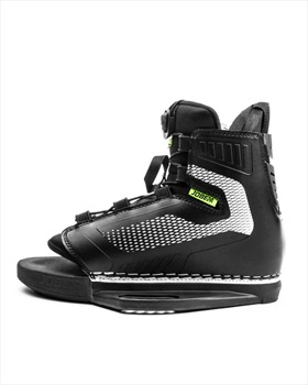 Jobe Maze Wakeboard Bindings, UK 6-10 Std. Black 2020