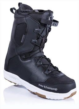 Northwave Edge SL Snowboard Boots, UK 12 Black 2019