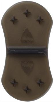 Burton Medium Spike Mat Snowboard Stomp Pad, Translucent Black