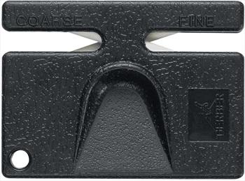 Gerber Pocket Sharpener Compact Knife Blade Sharpener, OS Black