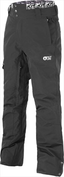 Picture Panel Ski/Snowboard Pants, L Black 2020