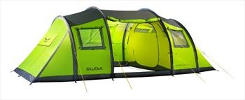 Salewa Alpine Hut III + III Tent 2 Bedroom Basecamp Shelter, 6+ Person