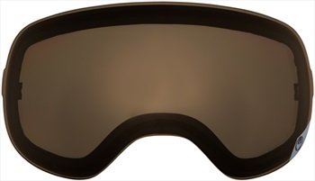 Dragon X1s Snowboard/Ski Goggle Spare Lens, One Size, Jet Ion