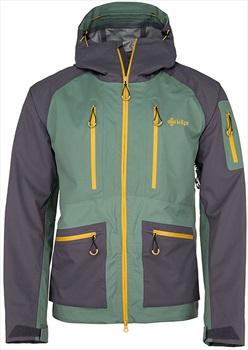 Kilpi Jackyl 3L Snowboard/Ski Jacket, M Khaki
