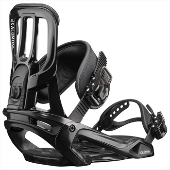 Salomon Pact Snowboard Bindings, L Black 2020