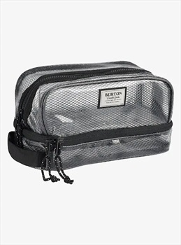 Burton Low Maintenance Accessory Kit/Bag, 5L Clear