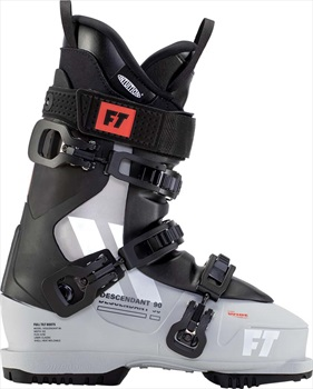 Full Tilt Adult Unisex Descendant 90 Grip Walk Ski Boots, 25/25.5 Grey/Black 2021