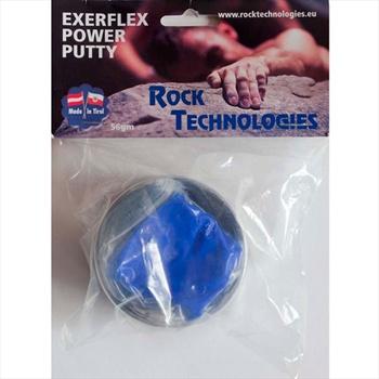 Rock Technologies Exerflex Power Putty Hand Exerciser, Blue