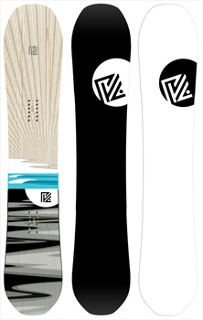 Yes. Pick Your Line Hybrid Camber Snowboard, 156cm 2020