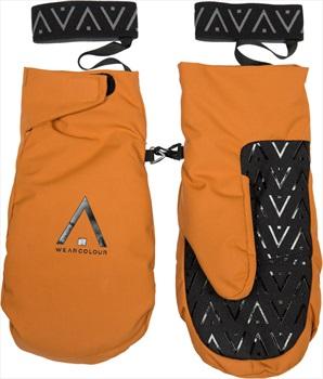 Wearcolour Rider Mitt Snowboard / Ski Mitts, M Adobe