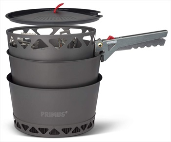 Primus PrimeTech Stove Set Lightweight Cooking Set, 2.3L Grey