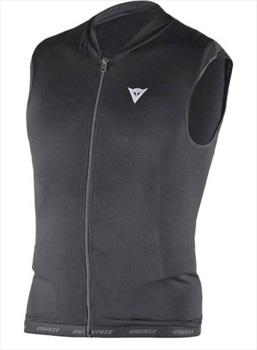 Dainese Mens Waistcoat Flex Lite Armour Vest, Xl Black