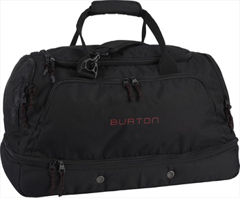 Burton Rider's Bag 2.0 Ski/Snowboard Duffel Boot Bag 73L True Black